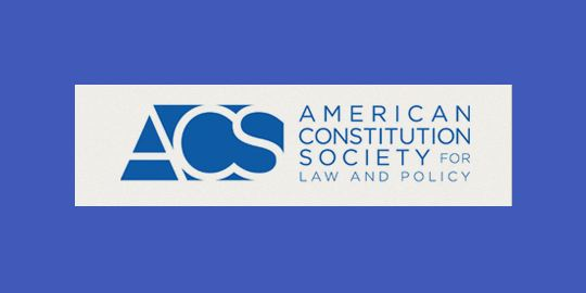 American Constitutional Society (ACS)