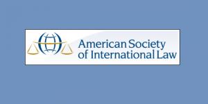 ASIL Annual Meeting – Virtual