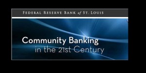 CFP: Community Banking in the 21st Century