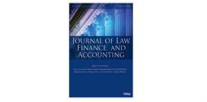 CFP Deadline: J. Law, Finance, & Accounting