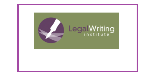 Legal Writing Institute