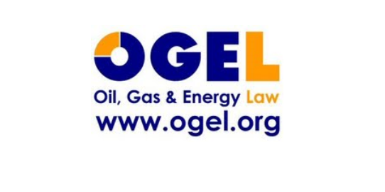 Oil gas and energy law logo