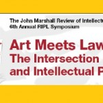 John Marshall Review of Intellectual Property Law, Art Meets Law