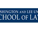 Washington and Lee University School of Law