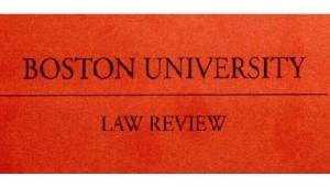 Boston University Law Review