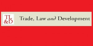 CFP: Trade, Law and Development
