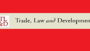 Trade, Law and Development