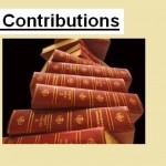 Call for Contributions Encyclopedia