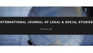 International Journal of Legal & Social Studies (IJLSS)