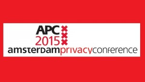 Amsterdam Privacy Conference (APC2015)