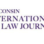 Wisconsin Int'l Law Journal
