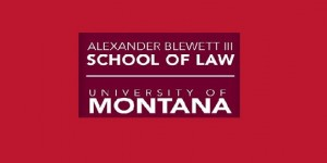 Conf.: Summer Junior Intellectual Property Scholars (JIPSA) Workshop @ University of Montana