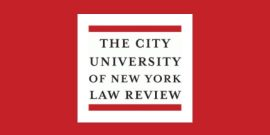 CUNY Law Review Logo
