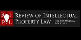 Review of Intellectual Property Law (RIPL) (JMLS)