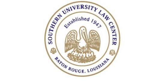 Southern University Law Center Seal