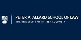 University of British Columbia Peter A. Allard School of Law