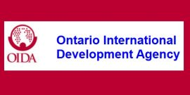 Ontario International Development Agency (OIDA)