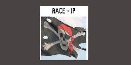 Race + IP logo