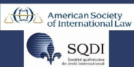 American Society of International Law (ASIL), Société Québécoise de Droit International (SQDI)