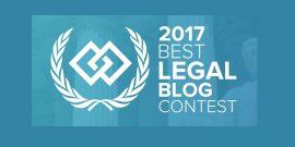 The Expert Institute 2017 Best Legal Blog Contest
