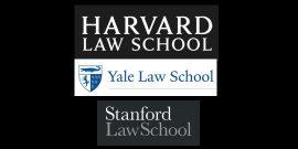 Harvard Law School, Yale Law School, Stanford Law School