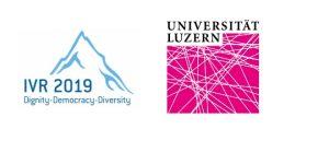 CFP Deadline: IVR 2019 @ University of Lucerne | Lucerne | Lucerne | Switzerland