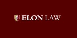 Elon Law School banner