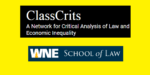 ClassCrits and Western New England School of Law