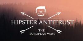 Hipster Antitrust logo