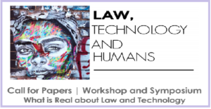 CFP: Law, Technology and Humans