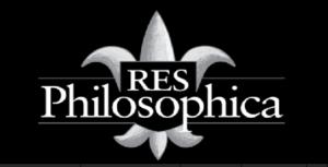 CFP Deadline: Res Philosophica - Mass Incarceration & Racial Justice
