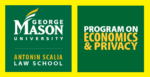 logos for george mason program on economics and privacy