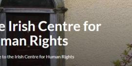 irish center for human rights