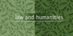 Law and Humanities Cover Image
